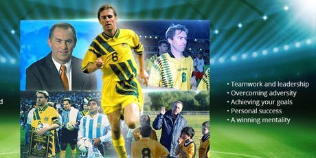 Forbes Soccer Club Sports Dinner with International Socceroo Captain Paul Wade tickets