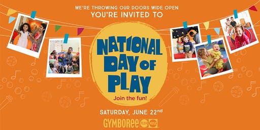 National Day of Play - Free!