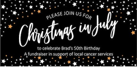 Brad's Christmas in July tickets