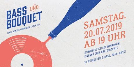 Bass und Bouquet 2019 Tickets