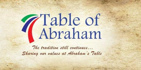 Table of Abraham: God's Two Great Commandments tickets