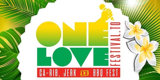 One Love Music Festival Toronto Soca Night w/ Bungi Garlin & KES