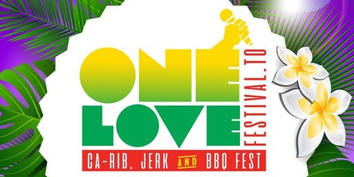 One Love Music Festival Toronto Legends Night w/ Shabba Ranks & Coco Tea