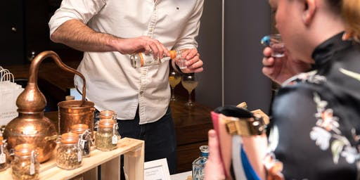 Geordie Gin and prosecco Festival