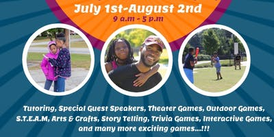 """Summer Time """"A Summer Camp for Difference Maker's"""""""