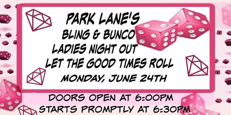 Park Lane Bling N Bunco Ladies Night Out tickets