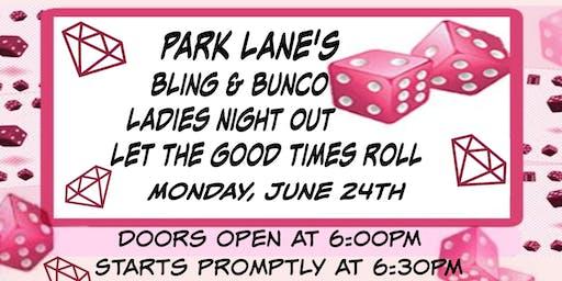 Park Lane Bling N Bunco Ladies Night Out