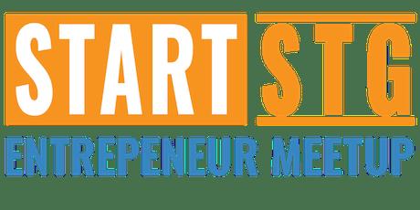 START STG - Monthly Entrepreneur Meetup tickets