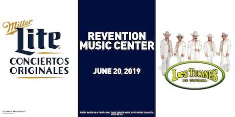 Miller Lite Conciertos Originales presents Los Tucanes de Tijuana - Houston, TX - June 20, 2019 tickets