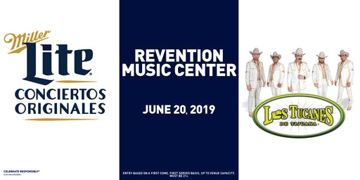 Miller Lite Conciertos Originales presents Los Tucanes de Tijuana - Houston, TX - June 20, 2019
