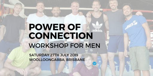 Power of Connection Workshop for Men