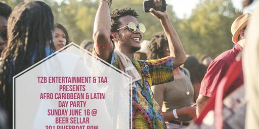 Cincinnati Afro Caribbean & Latin Day Party