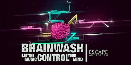 Brainwash tickets