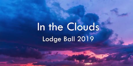 In the Clouds: Lodge Ball 2019 tickets