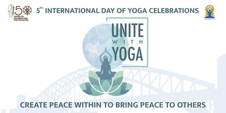 Unite with Yoga tickets