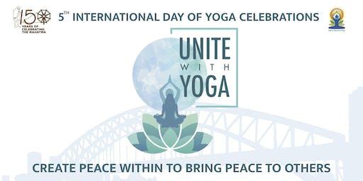 Unite with Yoga
