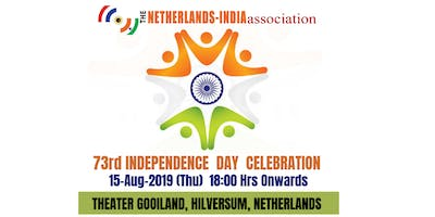 Ticket for 73rd India Independence Day Celebration - The Netherlands India Association (NIA)
