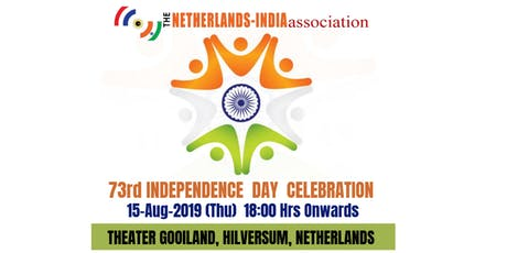 Ticket for 73rd India Independence Day Celebration - The Netherlands India Association (NIA) tickets