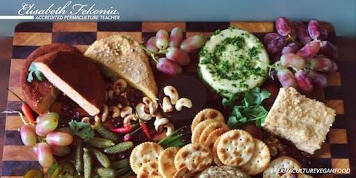 Vegan Cheeses, Sourdough & Lactic Fermentation Workshops Brisbane 29th June