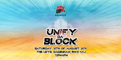 Unify Da Block tickets