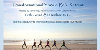 Transformational Yoga & Reiki Retreat, in Cornwall