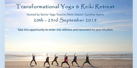 Transformational Yoga & Reiki Retreat, in Cornwall tickets