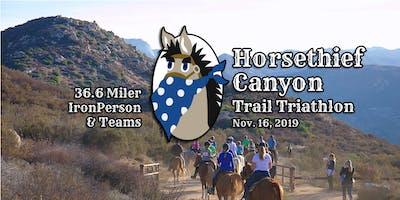 2019 Horsethief Canyon Trail Triathlon