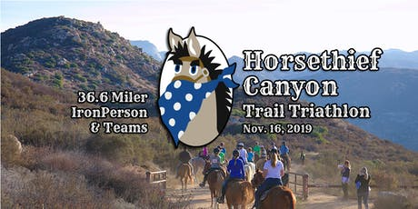 2019 Horsethief Canyon Trail Triathlon tickets