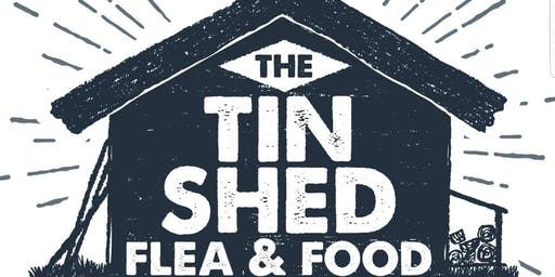 The Tin Shed Flea & Food