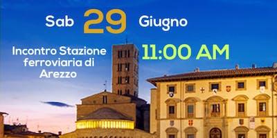 Kickstart Arezzo Guarire Evangelizzando Per strada
