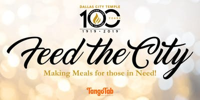 DCT 100th Anniversary Outreach: Feed the City
