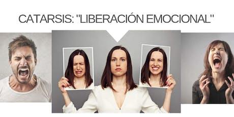 Terapia  grupal - CATARSIS DE LIBERACIÓN EMOCIONAL entradas