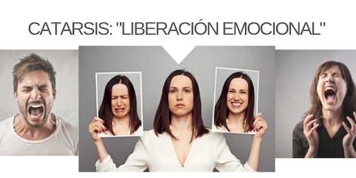 Terapia  grupal - CATARSIS DE LIBERACIÓN EMOCIONAL