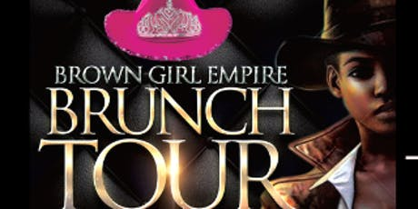 Brown Girl Empire Brunch Tour: The Bourgeois Cowgirl Experience in the Fort Worth Historic Stockyards  tickets