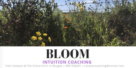 BLOOM: Intuition coaching (Intro: single session) tickets