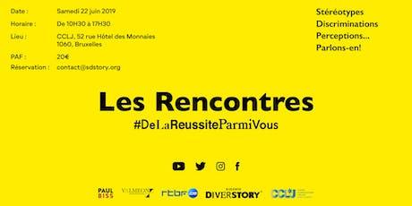 Les Rencontres #DeLaReussiteParmiVous billets