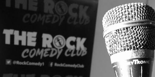 The Rock Comedy: Chris Forbes + guests!
