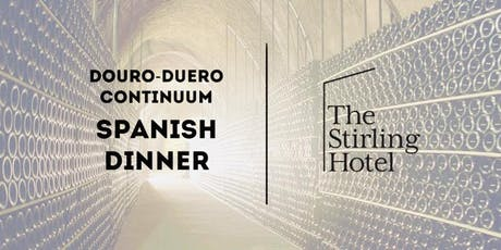 Spanish Dinner at the Stirling Hotel tickets