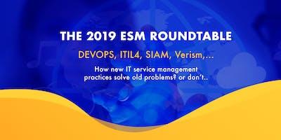 Enterprise Service Management in 2019