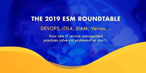 Enterprise Service Management in 2019