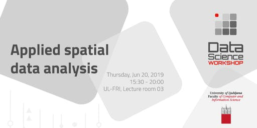 Applied spatial data analysis
