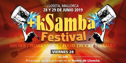 Festival +KSamba 2019