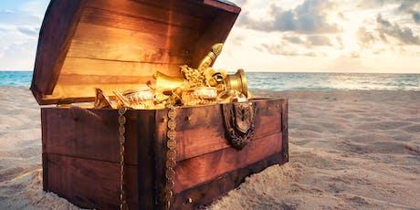 Private Treasure Hunt Adventure tickets