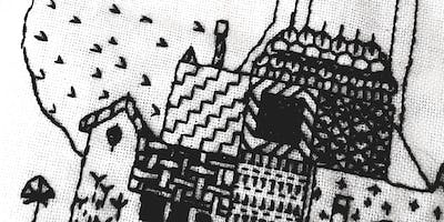 Blackwork Embroidery- A 6-week course