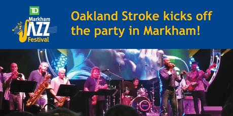 TD Markham Jazz Festival Opening Night Concert tickets