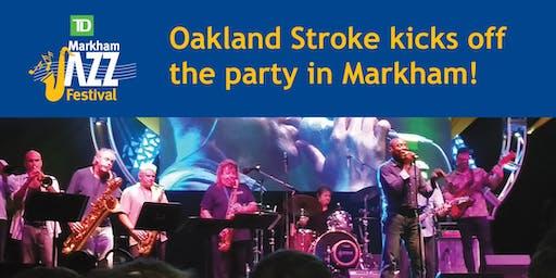 TD Markham Jazz Festival Opening Night Concert