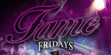 Fame Fridays - Hookaholixx Miami tickets