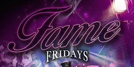 Fame Fridays - Hookaholixx tickets