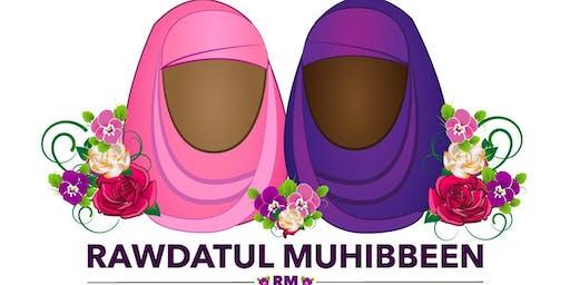 Rawdatul Muhibbeen's Sisters Swimming Event