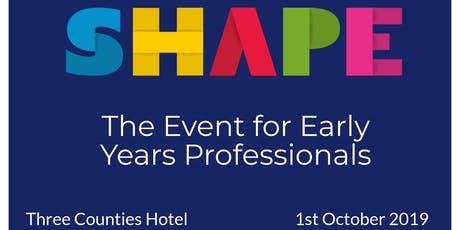 Shape - The event for Early Years Professionals tickets